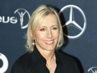 Tennis Great Martina Navratilova Calls Transgenders in Sports 'Insane'