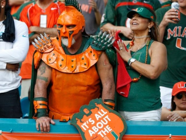 Miami Hurricanes Sign Coolest-Looking Punter Ever