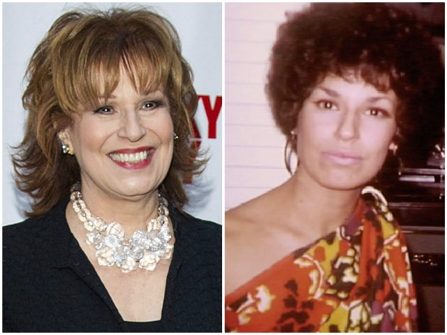 Joy Behar darkened skin for 'African woman' Halloween costume