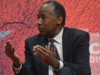 Housing and Urban Development (HUD) Secretary Ben Carson spoke at the 2019 Conservative Political Action Conference (CPAC) on Thursday at the Gaylord National Resort and Convention Center in National Harbor, Maryland. (Penny Starr/Breitbart News)