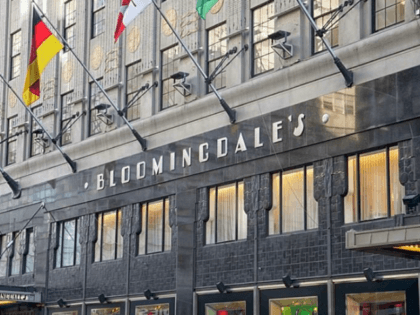 The flagship store of the Bloomingdale's department store chain — located on Lexington Avenue in Manhattan, New York City.