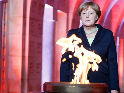 'Freedom of Expression Has Its Limits!' – Merkel Rails Against Free Speech