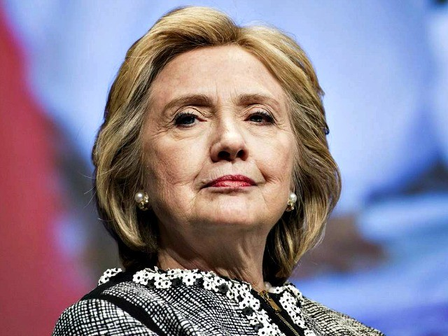 Hillary Clinton: 'Pathetic' Sign of 'Desperation' Trump Releasing Russian Disinformation on Me