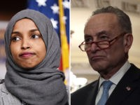 Schumer: Ilhan Omar's Intolerant Remarks Have 'No Place in Congress'