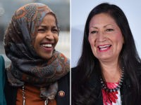 ilhan-omar-deb-haaland-getty