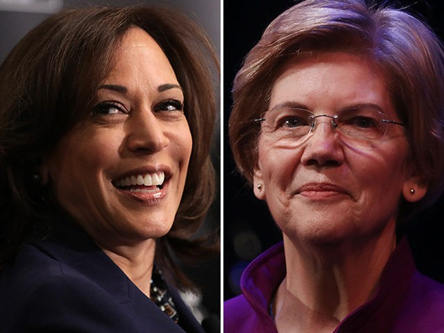 Image result for Warren defends Harris