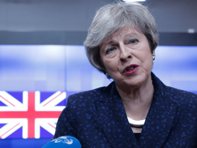 Senior Tories tell May to steer clear of Brexit negotiations with Labour