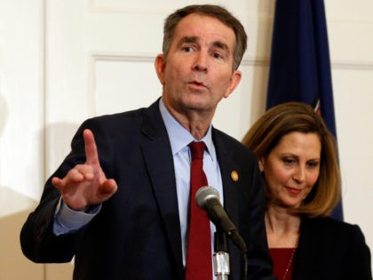 Nolte: 50% Of Virginia Democrats Still Back Baby-Killing, Blackface Northam