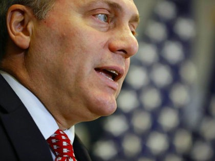 Scalise: Trump No More Responsible for El Paso Than 'Bernie Sanders Is for My Shooting'