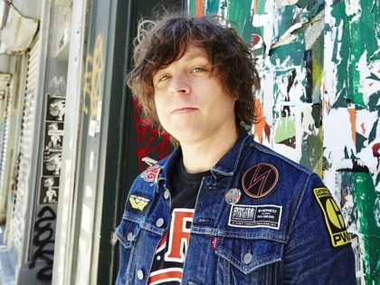 Ryan Adams poses for a portrait in New York on Sept 17, 2015. (Photo by Dan Hallman/Invision/AP)
