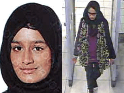 Supreme Court Orders 'No Regrets' Jihadi Bride Shamima Begum Cannot Return to UK