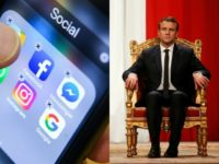 Macron: France Could Ban Hate Speech Convicts From All Social Media For Life