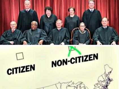 supreme court, Citizenship Question