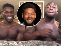 'Ola' and 'Abel,' the Nigerian Bodybuilders in Jussie Smollett Case