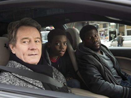 Bryan Cranston, Kevin Hart, and Jahi Di'Allo Winston in The Upside (2019)