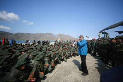 Venezuela: Maduro Threatens Not to Let 'a Single Invader in' as Aid Waits on Border