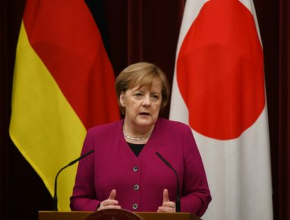 Speaking during a visit to Japan, German Chancellor Angela Merkel said there was still time for the EU and Britain to negoitiate a Brexit solution