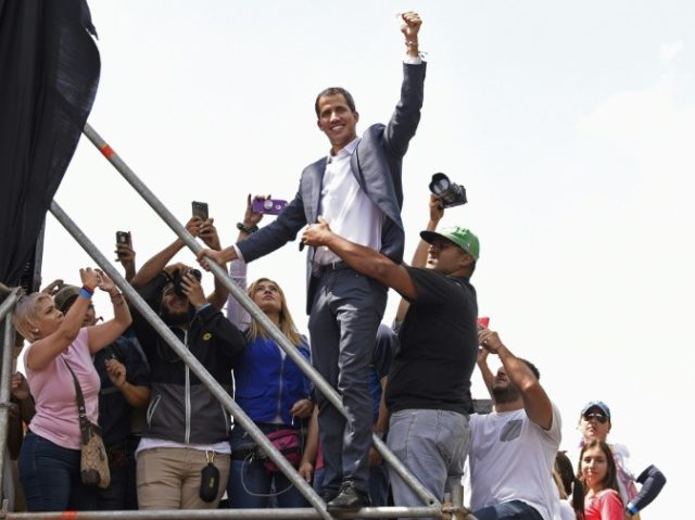 Spain, UK recognise Guaido as Venezuela leader