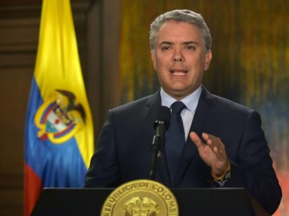 Colombian President President Ivan Duque with meet next week at the White House with US President Donald Trump to discuss the situation in Venezuela