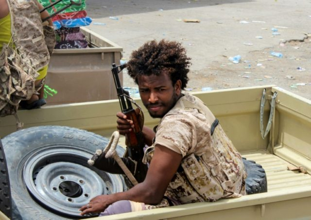 Yemen: Key pro-govt forces fighting rebels