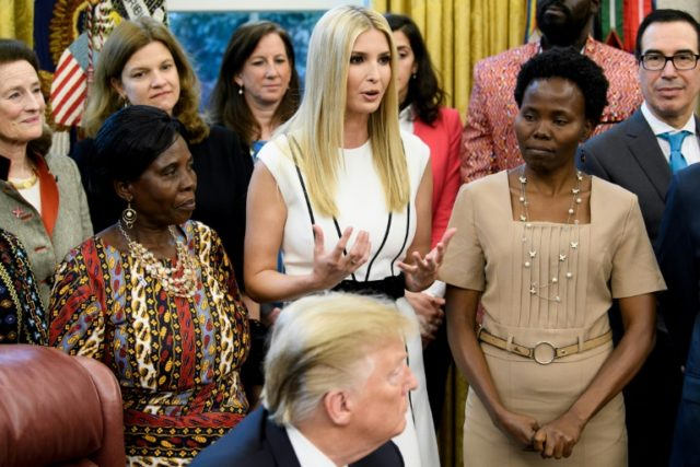 Ivanka Trump 'not concerned' over threat of Russia probe
