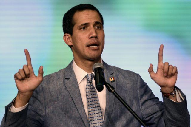 Venezuelan military official drops allegiance to Maduro