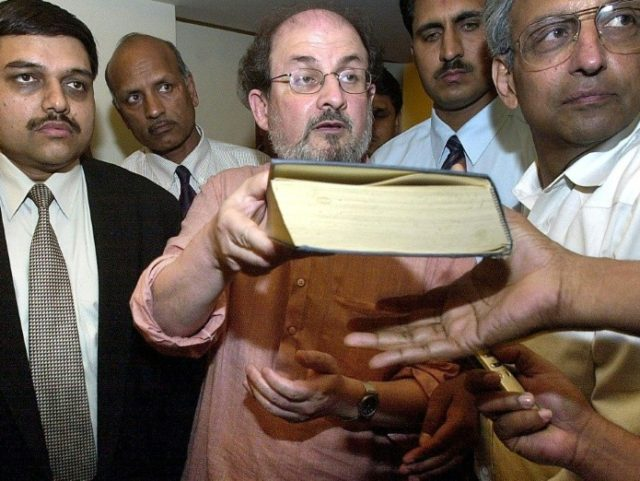 Rushdie: from fatwa fugitive to free speech hero