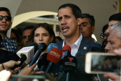 Venezuela opposition prepares protest, presses for aid to be let in