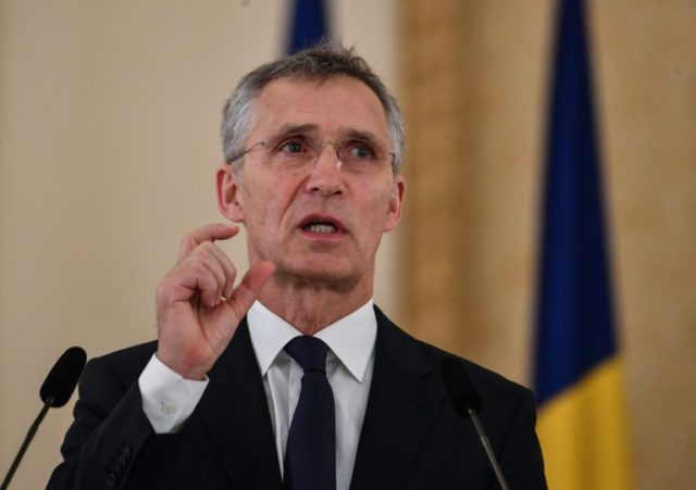 NATO planning for more Russian missiles: Stoltenberg