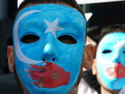 A UN panel of experts has said nearly one million Uighurs and other Turkic-speaking minorities are being held in extrajudicial detention in camps in Xinjiang
