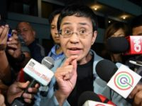 Philippines arrests Duterte critic journalist Maria Ressa