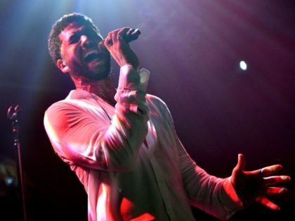 "Singer Jussie Smollett -- a star of TV's ""Empire,"" seen performing this month in West Hollywood -- reported he was attacked in a hate crime"