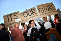Swedish teen leaves adults trailing with global school strikes for climate