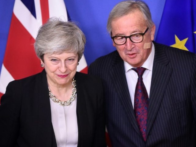 May hails Brexit talks 'progress' but no breakthrough