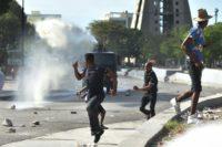 UN council calls for peaceful protests in Haiti
