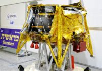 Israel's first Moon mission blasts off from Florida