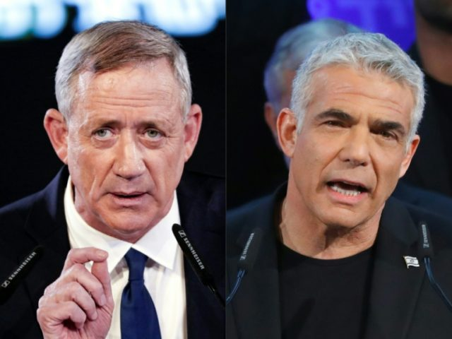 Analysts say a new alliance between veteran Israeli Prime Minister Benjamin Netanyahu's main challengers -- former military chief Benny Gantz and journalist turned politician Yair Lapid -- will at minimum shake up the campaign for the April 9 vote