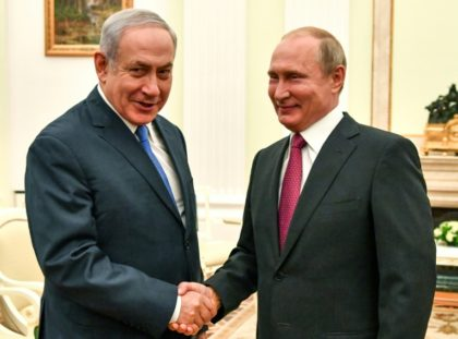 Since Israeli Prime Minister Benjamin Netanyahu's last Kremlin talks with Russian President Vladimir Putin in July, relations have been soured by a friendly fire incident that saw a Russian plane being downed by Syrian defences during an Israeli raid