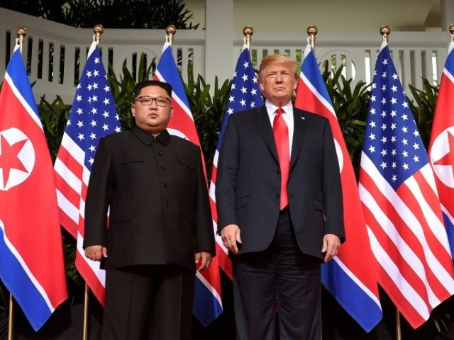 Trump wants solo, not multi-party talks with NK
