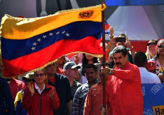Maduro says US wants to 'fabricate' Venezuela crisis to start war