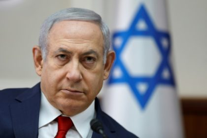 Israeli Prime Minister Benjamin Netanyahu faces a serious challenge from a centrist alliance led by former military chief of staff Benny Gantz at April 9 elections