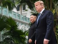 Stock markets pressured by Kim-Trump summit failure