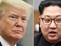 Trump: We Could Ease North Korea Sanctions if 'Meaningful' Denuclearization Moves Made