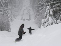 Global Warming: CA Officials Tell Skiers to Stay Home, Too Much Snow