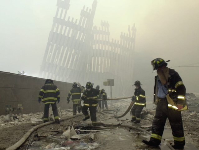 NYU Professor Talia Lavin Questions Why Memory of 9/11 Is 'Sacred' | Breitbart