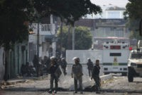 Two Killed, 18 Injured in Venezuela Border Clashes