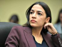 "New Yorkers pinned blame on Rep. Alexandria Ocasio-Cortez (D-NY) for Amazon pulling out of Queens HQ2 deal, casting her as the ""villain"" in the ordeal. (MANDEL NGAN / AFP/Getty Images)"