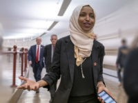 Ilhan Omar Compares Trump, Obama: 'One Is Human, the Other Is Not'
