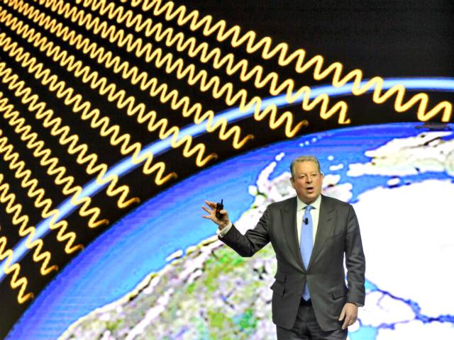 Al Gore, Climage Change