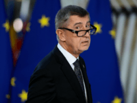 BRUSSELS, BELGIUM - DECEMBER 13: Czech Republic's Prime Minister Andrej Babis arrives at the European Council for the start of the two day EU summit on December 13, 2018 in Brussels, Belgium. Mrs May yesterday won a vote of confidence in her leadership among her own MPs 200 to 117. …